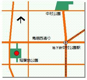 稲葉地マップ