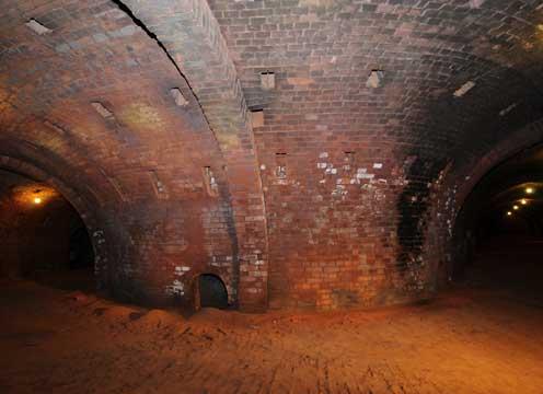 ホフマン輪窯深谷
