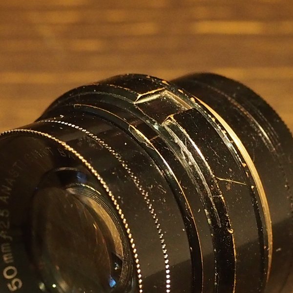 Bausch & Lomb 50mm f2.5 Anastigmat