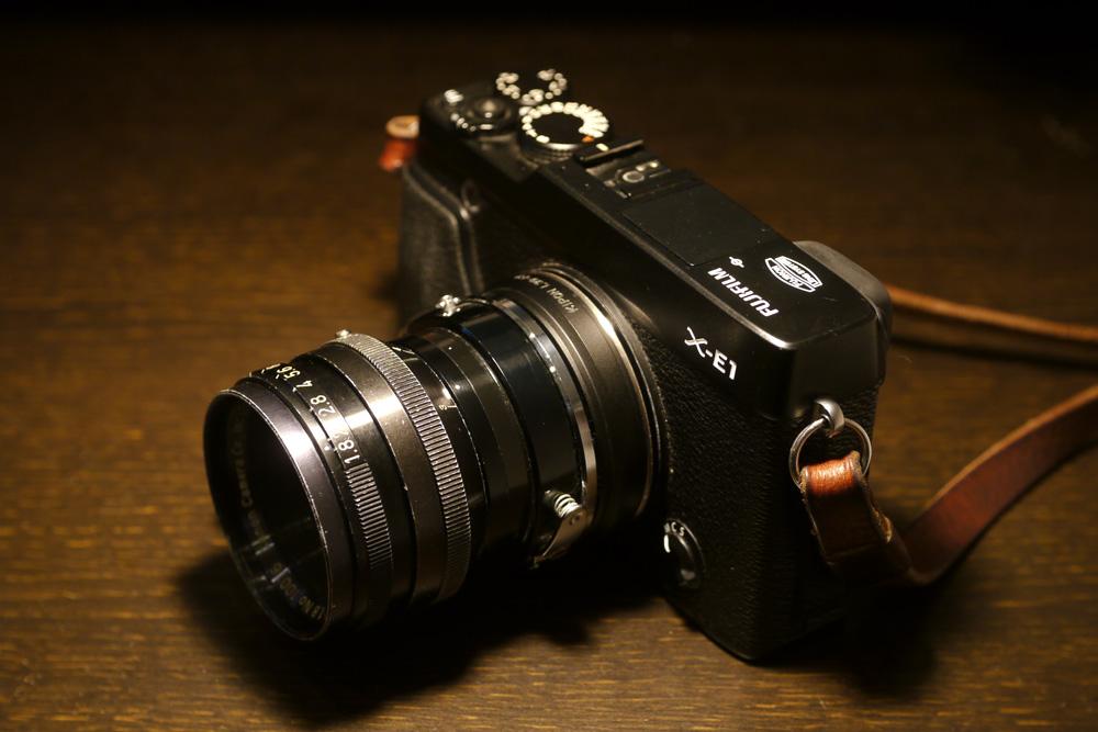 Canon C-35 50mm f1.8