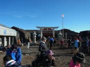 山頂の浅間神社