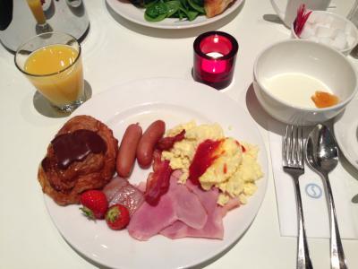 朝食いちんちめ