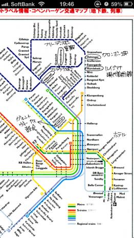 こぺ路線図