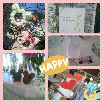 Happy Wedding(ㅅ˘˘)♡*.+゜
