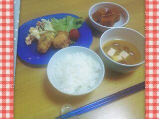 9月10日の夕食☆