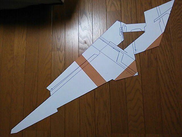 ZONの造型物(コスプレ)1