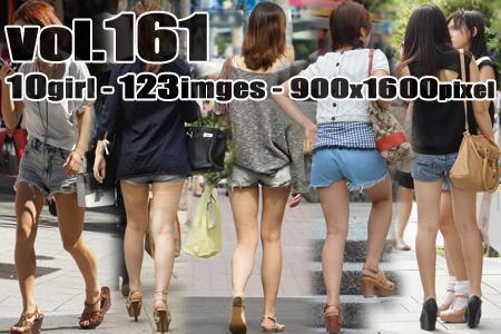 ■vol161-短デニ+美脚生脚