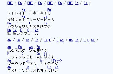 J-Total Music-レーザービーム(Perfume)