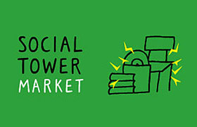 201310 名古屋 social tower market