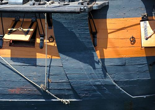 HMS Surprise Anchor Lining(2)