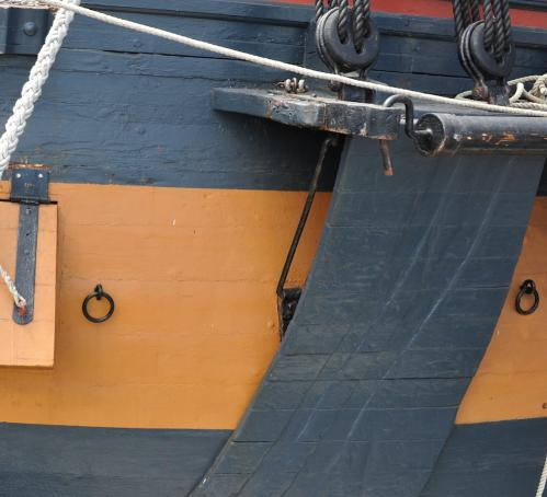 HMS Surprise Anchor Lining(3)