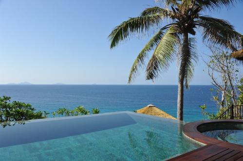 Fregate Island Villa Pool