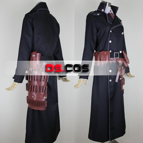 奥村雪男コスプレ衣装