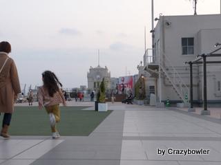 東武・浅草駅ビル屋上