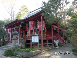 高崎観音山 清水寺