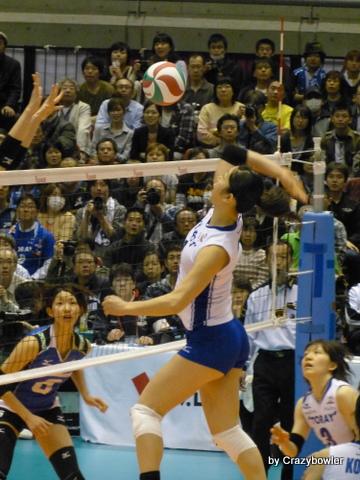 Vプレミアリーグ女子2012/13ファイナル