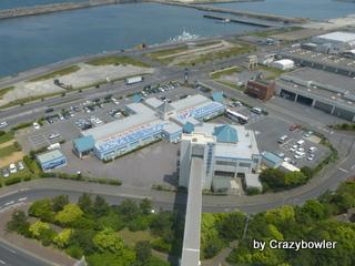 水産ポートセンター『ウオッセ21』