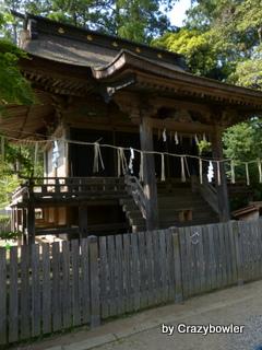鹿島神宮 仮殿