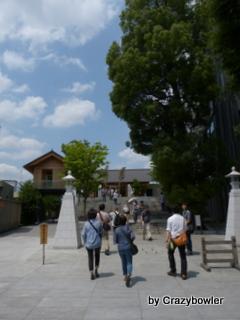 早稲田通り 赤城神社