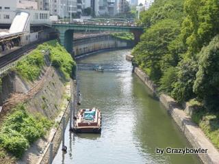 神田川と御茶ノ水