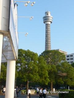 横浜クルージングと横浜マリンタワー