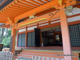 香取神社旧拝殿 千葉県指定有形文化財