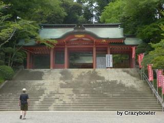香取神社 総門