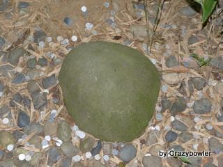 香取神社 要石