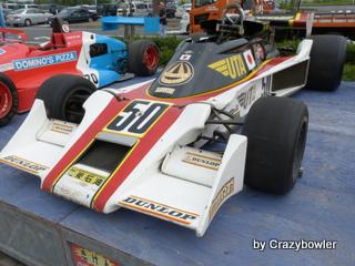 ティレル 007 1977年日本GP 高橋国光  NO.50