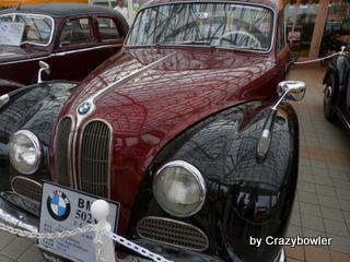 BMW502V8