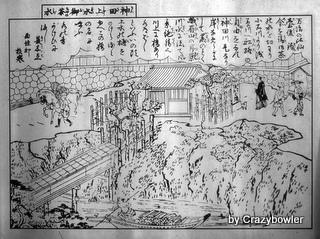 神田上水懸樋(掛樋)