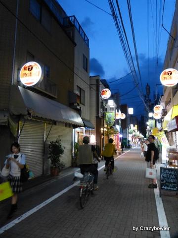 江戸川橋 地蔵通り商店街