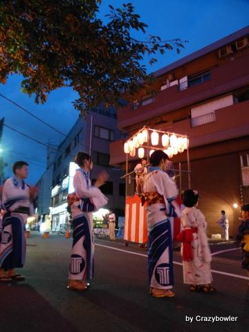 小日向神社例祭
