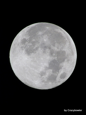 2013/9/19 仲秋の名月が満月