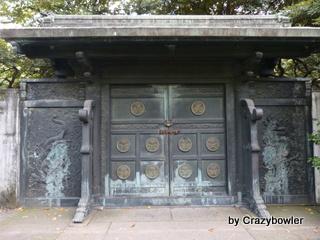 増上寺徳川家霊廟鋳抜門