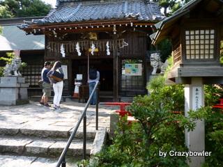 諏訪神社(新潟市)