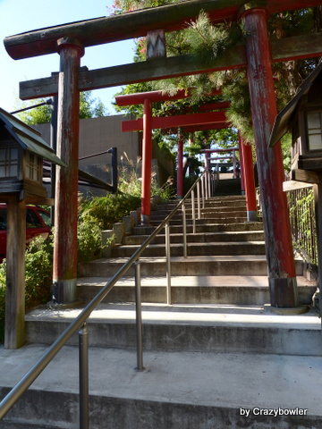 御林稲荷神社(新潟市)