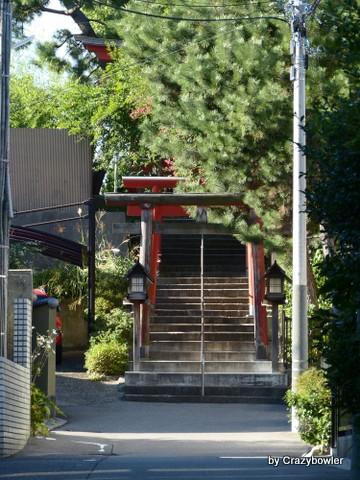 御林稲荷社(新潟市)