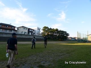 新潟市 湊小グラウンド