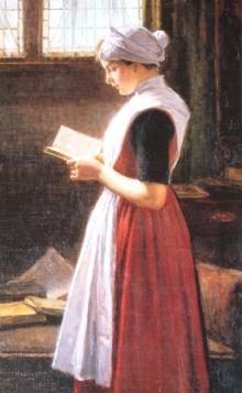 Amsterdam Orphan Girl