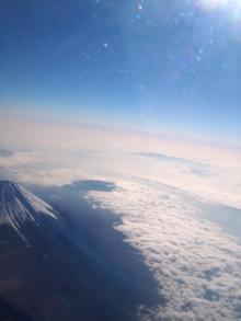 ハーフ富士