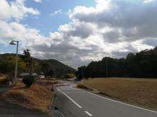 空の道と地上の空