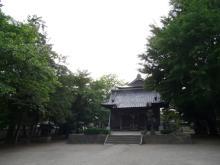 舎人氷川神社