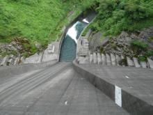 島地川ダム