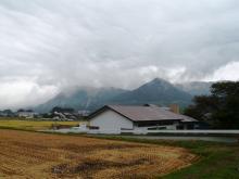 Clouds decent
