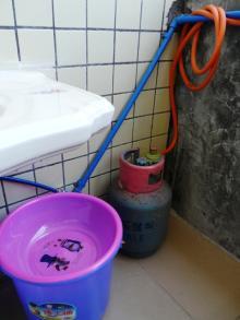 Crazybowlerの生涯…学習!-シャワー