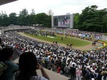 生涯学習!by Crazybowler-東京競馬場