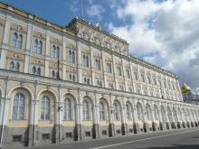生涯学習!by Crazybowler-モスクワ クレムリン大宮殿
