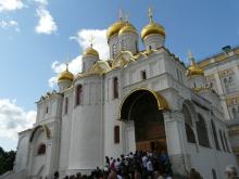 生涯学習!by Crazybowler-モスクワ 受胎告知聖堂