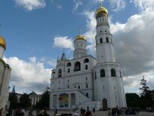 生涯学習!by Crazybowler-モスクワ イワン大帝の鐘楼